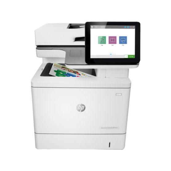 HP Color LaserJet Ent MFP M578dn printer