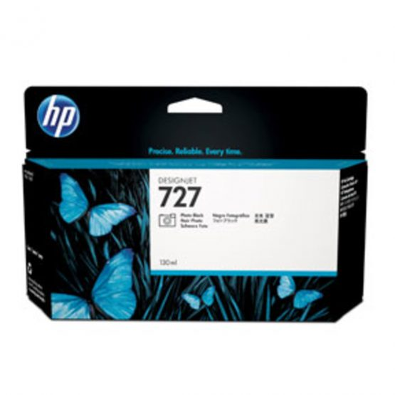 No727 Photo black ink cartridge, 130 ml.