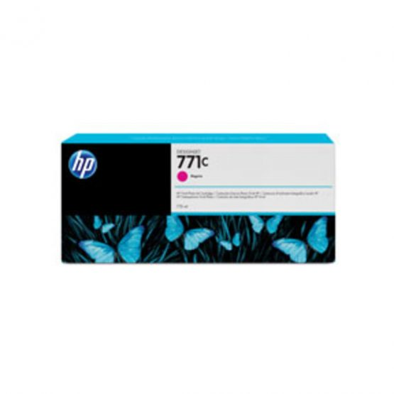 No771C Magenta  ink cartridge, 775ml