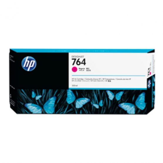 No764 magenta ink cartridge, 300ml