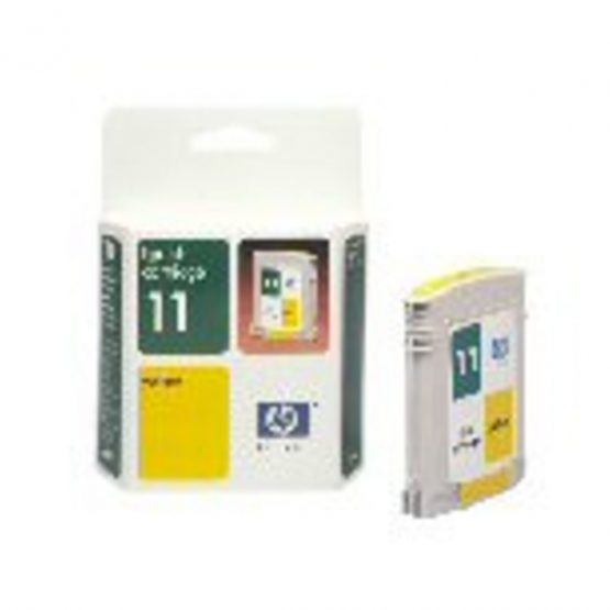 No11 yellow ink cartridge, 28ml