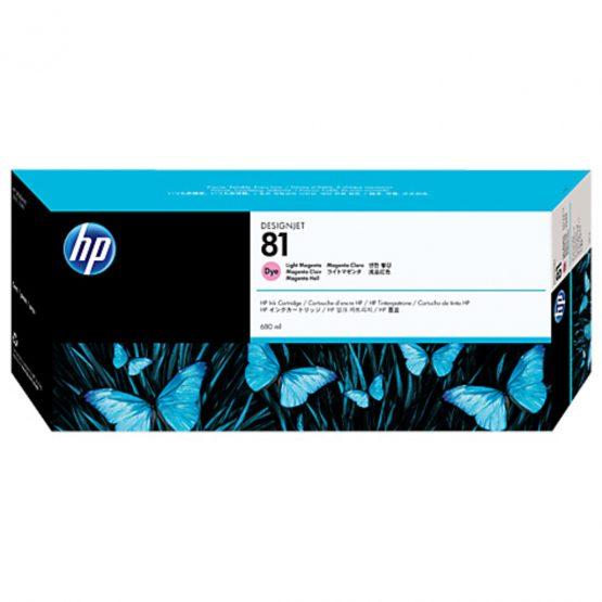 No81 light magenta dye ink cartridge