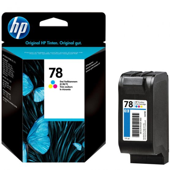 No78 color ink cartridge