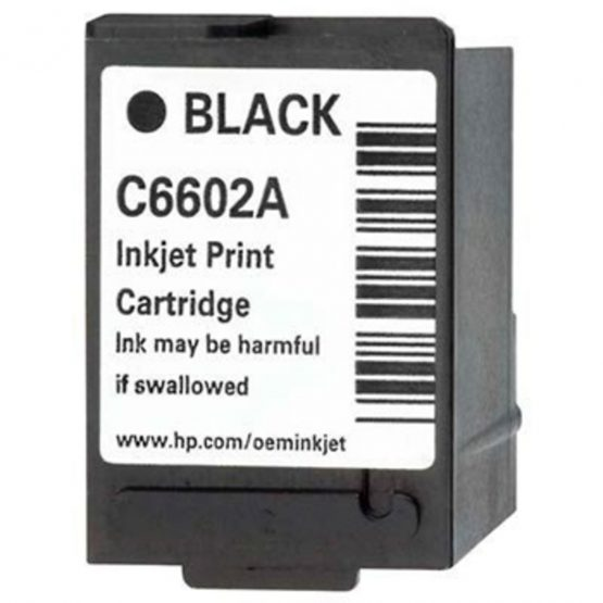 C6602A black extended TIJ 1.0 print
