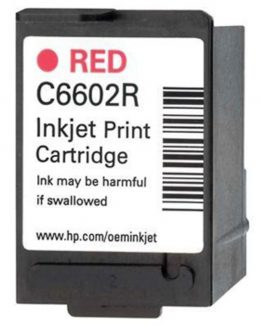 C6602R red extended TIJ 1.0 print