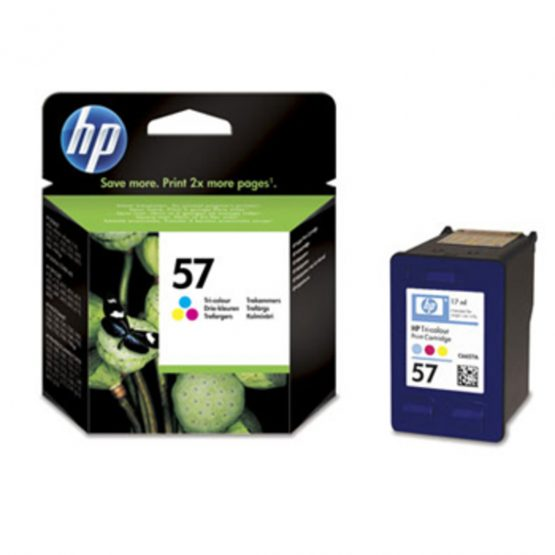 No57 color ink cartridge