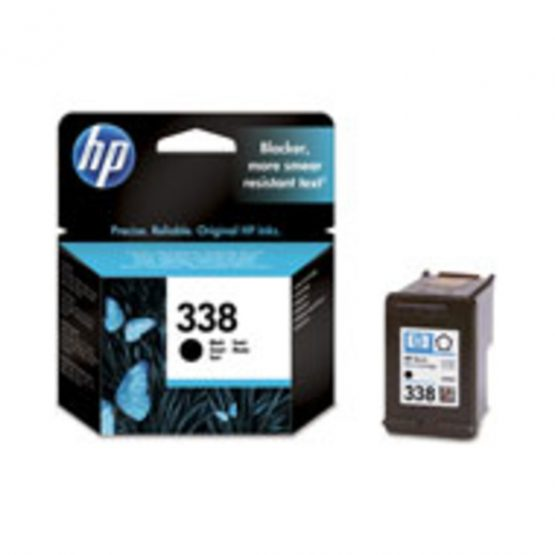 No338 black ink cartridge, blistered
