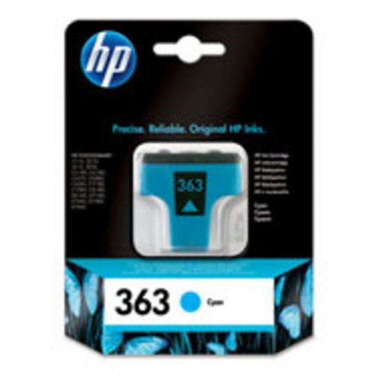 No363 cyan ink cartridge, blistered