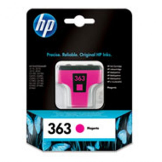 No363 magenta ink cartridge, blistered