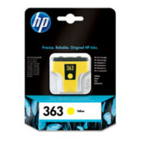 No363 yellow ink cartridge