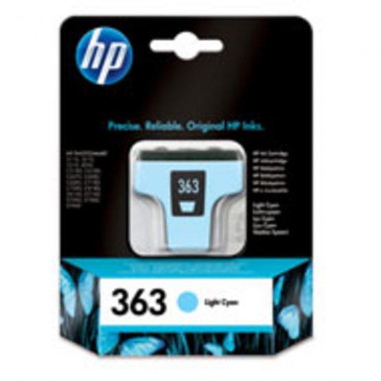 No363 light cyan ink cartridgeblistered