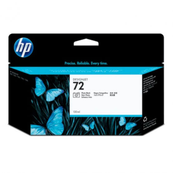 No72 photo black ink cartridge, 130ml