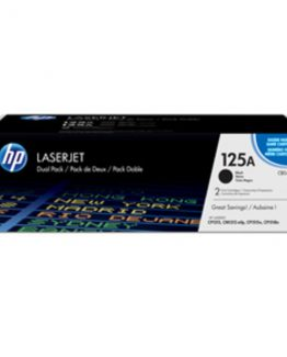 Color LaserJet 125A black(2) dual-pack