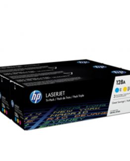 Color LaserJet 128A c/y/m tri-pack
