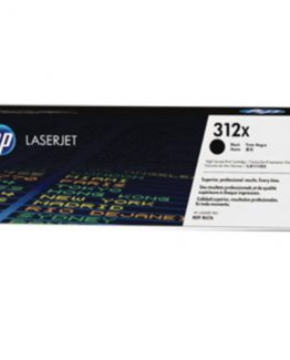 Color laserjet 312X black toner (2)