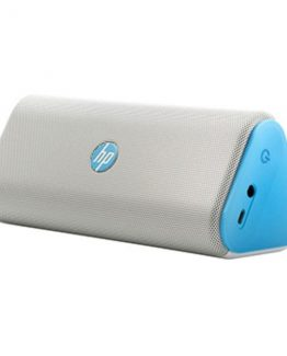HP Roar Wireless Bluetooth Speaker, Blue