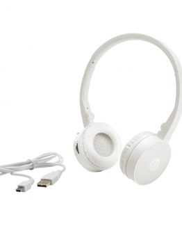 HP H7000 Wireless Headset Over-Ear, White