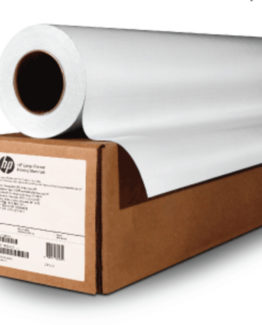 24'' Bright White Inkjet 90g, 3-in Core, 610mm x 152,4m