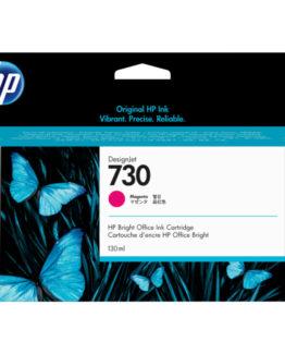 HP no730 130 ml. Magenta DesignJet Ink Cartridge