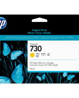 HP no730 130 ml. Yellow DesignJet Ink Cartridge
