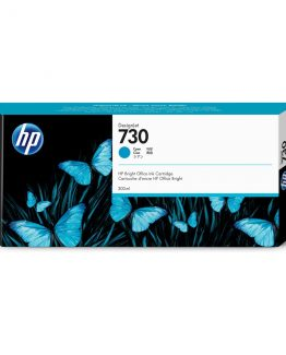 HP no730 300 ml. Cyan DesignJet Ink Cartridge