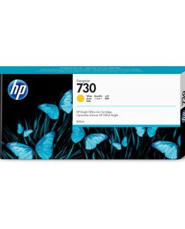 HP no730 300 ml. Yellow DesignJet Ink Cartridge