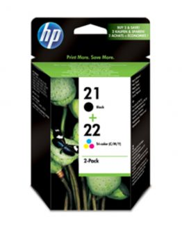 No21 / No22 ink cartridge (sampack)