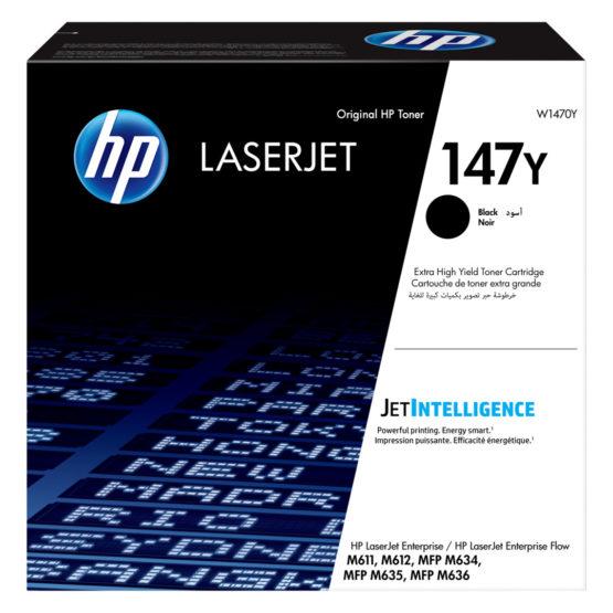 HP 147Y Black LaserJet Toner 42k