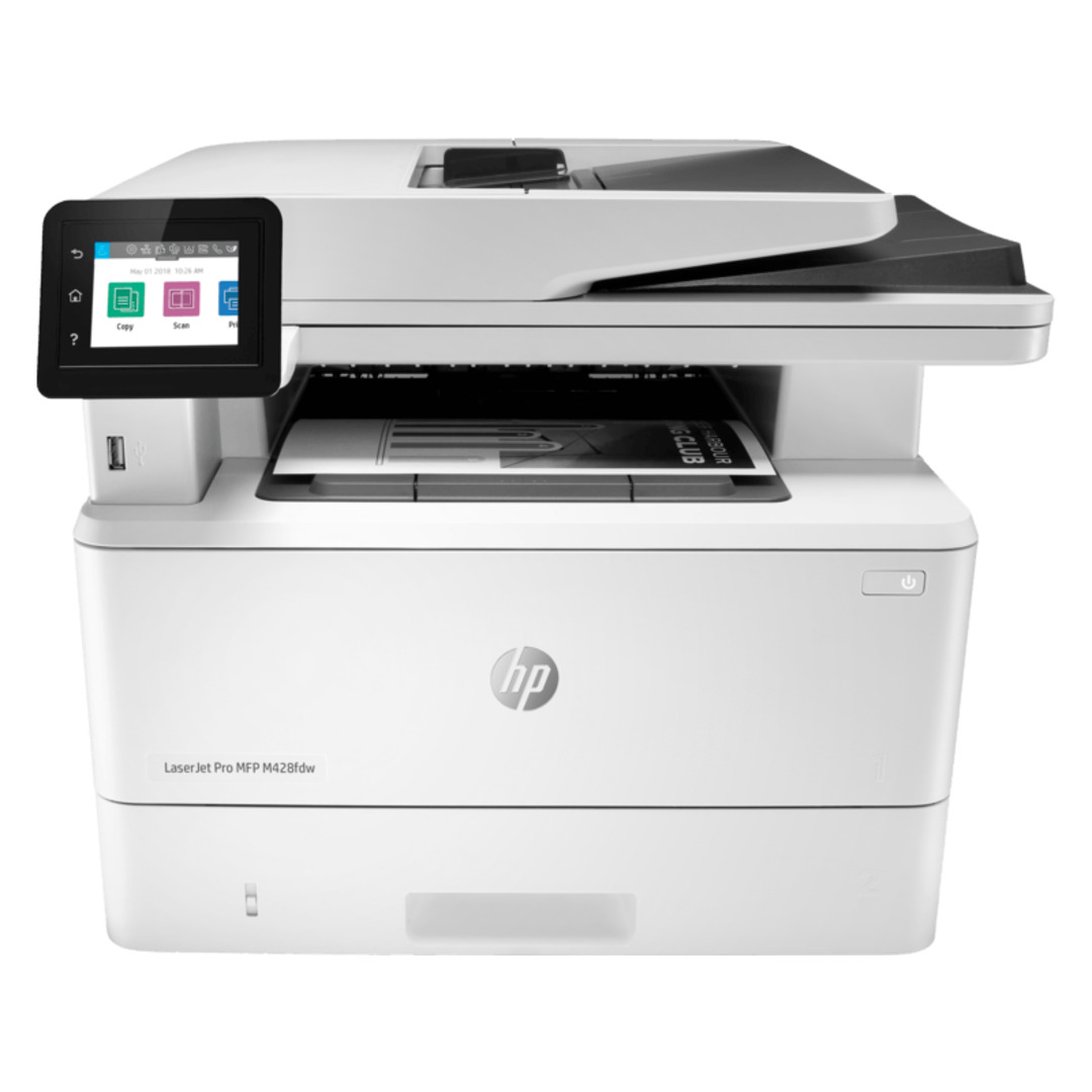 HP LaserJet Pro M428fdw Mono MFP printer