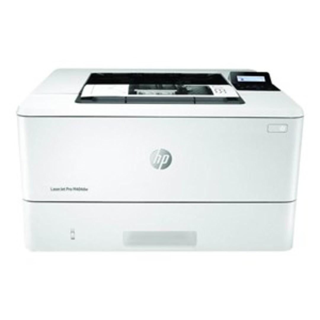 HP LaserJet Pro M404dw mono printer