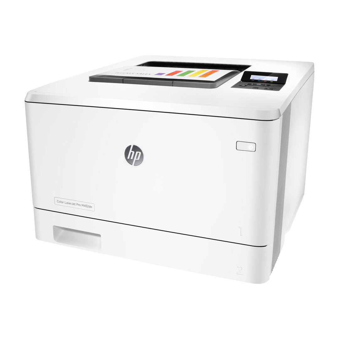 HP LaserJet Pro M454dn Color printer