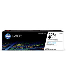 207A Black LaserJet Toner Cartridge 1,35k