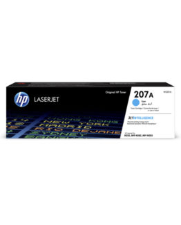 207A Cyan LaserJet Toner Cartridge 1,25k