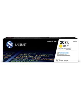 207A Yellow LaserJet Toner Cartridge 1,25k
