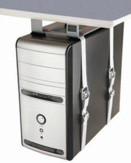 LiftFix CPU-holder + 60 mm spacer silver