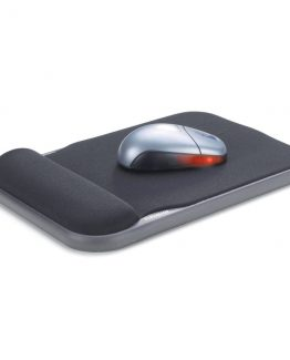 Kensington Mouse Rest Gel Heigth Adjustable Black