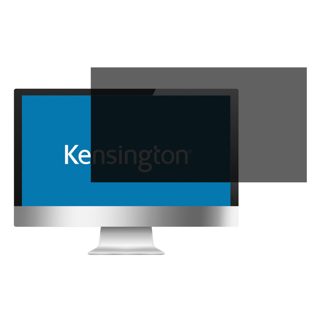Kensington privacy filter 2 way adhesive for iMac 21""
