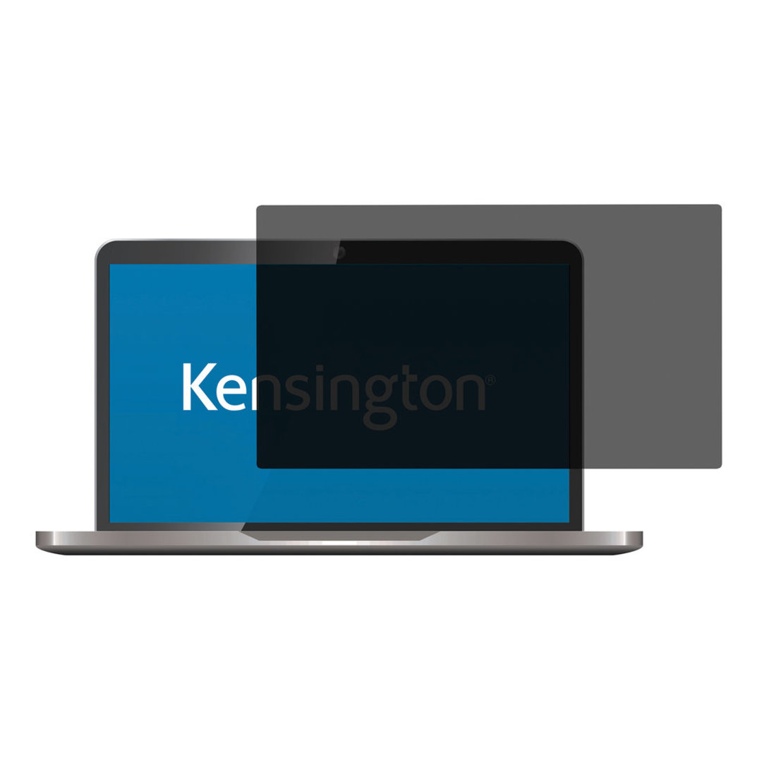 "Kensington privacy filter 2 way removable 30.7cm 12.1"" 4:3"