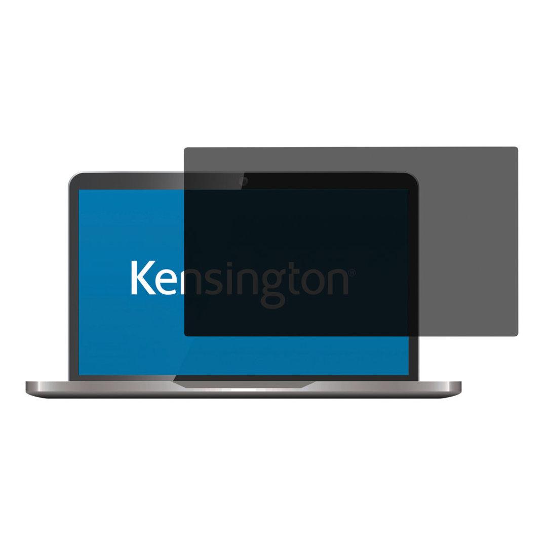"Kensington privacy filter 2 way adhesive 12.5"" 16:9"