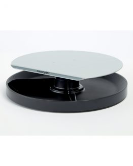 Kensington Monitor Stand Spin Station H.Adj. Black