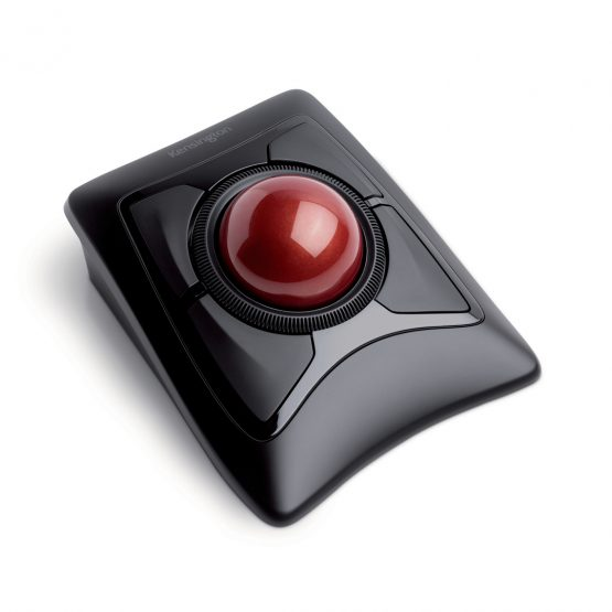 Kensington Trackball Expert Mouse Wireless, Black