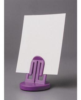 Page holder PS 60 mm violet Laurel