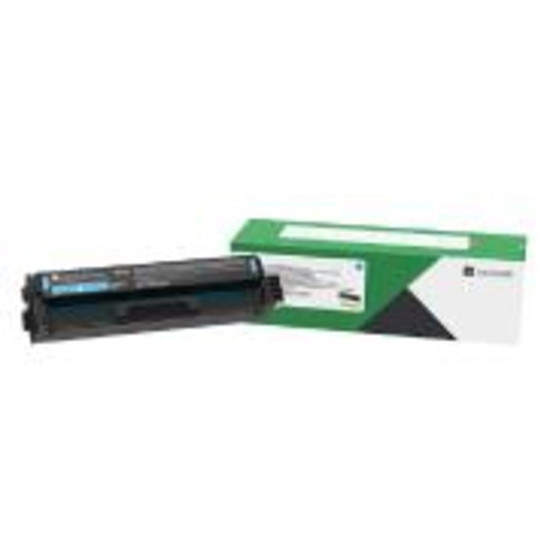 20N20C0 Cyan Return Programme Print Cartridge 1.5k