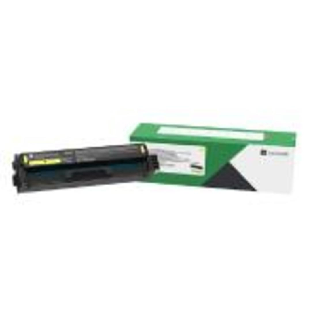 20N20Y0 Yellow Return Programme Print Cartridge 1.5k
