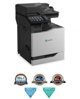 Lexmark CX827de color laser printer