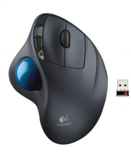 M570 Wireless Trackball, Black