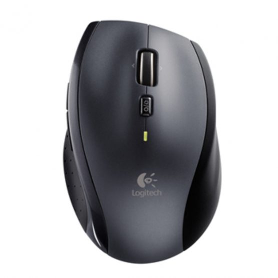 M705 Wireless Mouse, Silver