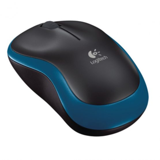 M185 Wireless Mouse, Blue