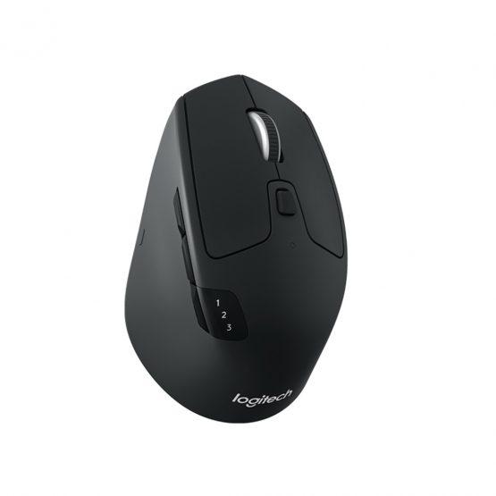 M720 Triathlon Wireless Mouse, Black