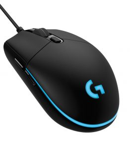 G PRO Hero Gaming Mouse, Black